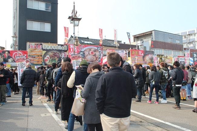 入善ラーメンまつり・全国絶品スイーツ祭
