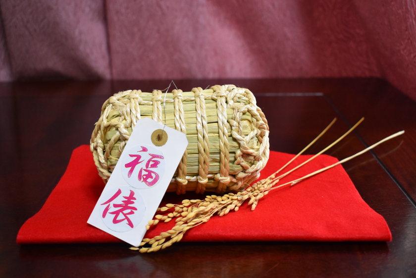 【応募終了】レアすぎるミニ米俵を作り続けているおじちゃんに会ってきた!【プレゼントあり】