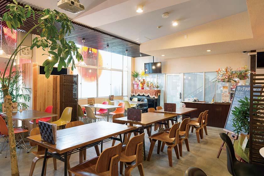 ダイニングカフェ BON VOYAGE(ボンボヤージュ) サブ画像