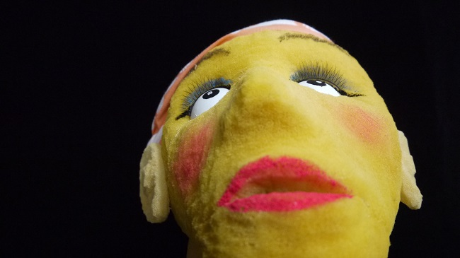 福井市文化会館開館50年 人形語りと音、舞、踊「五十年目の化粧」