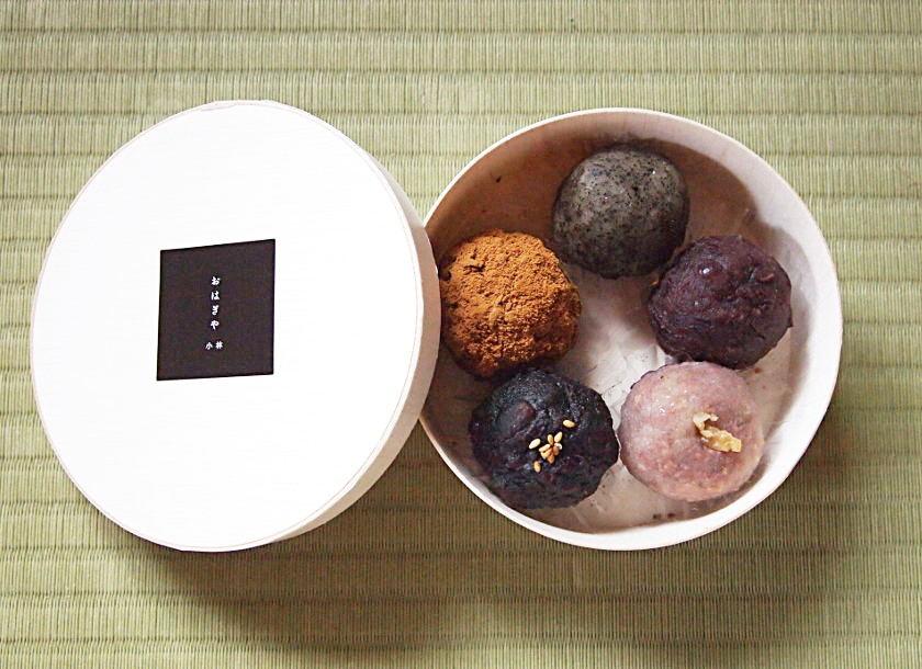 【土日限定】福井市片町におはぎのカフェ「おはぎや小林」がオープン。