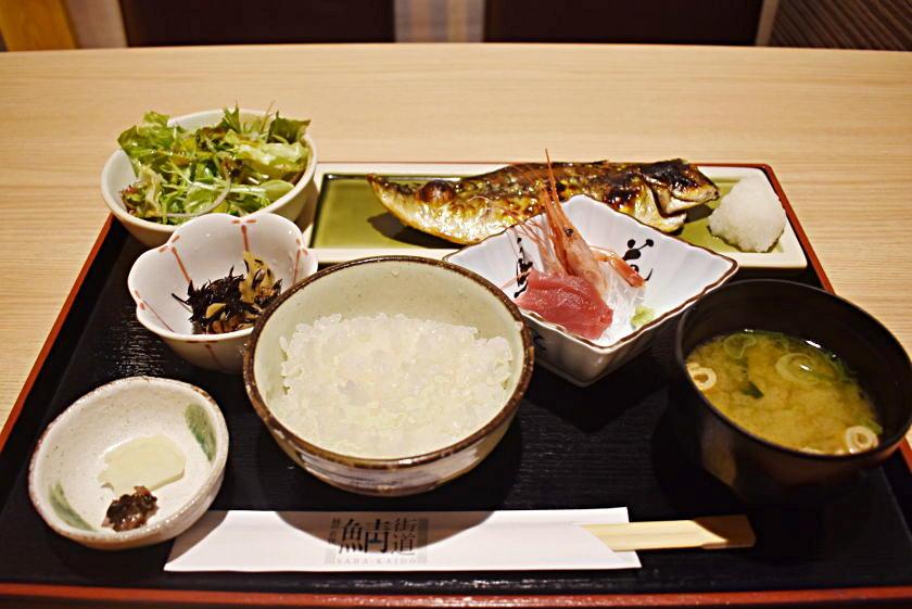 東京で福井の食を楽しみたいならココ! 東京銀座にある「越前若狭 鯖街道」でランチ食べてきたよ。