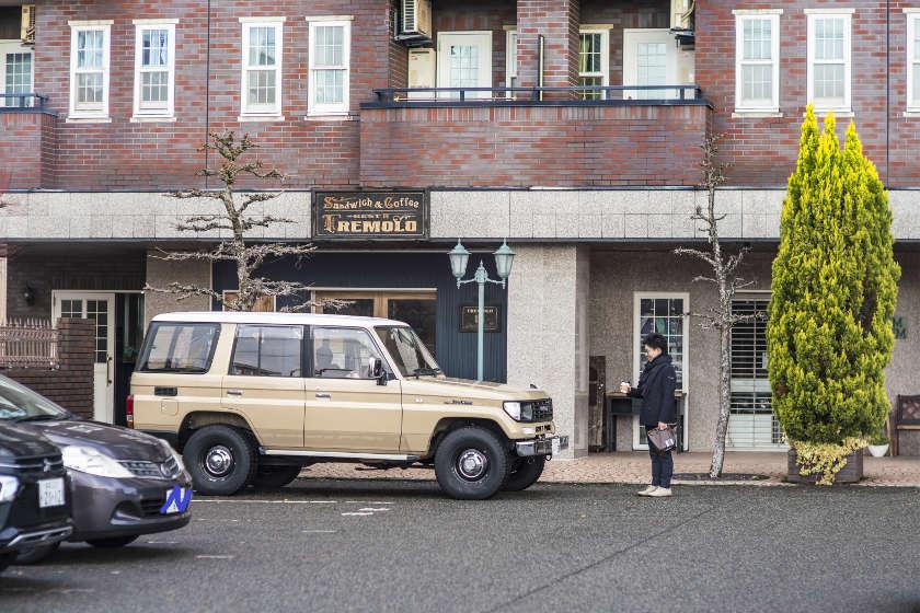 「自分の部屋が増えました」。福井市の会社員 丹尾さんの愛車は、通称「ナナハチ」【私とクルマ】