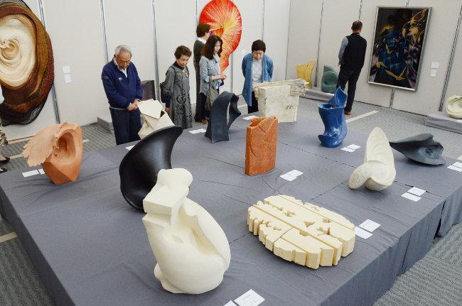 第39回現代工芸美術家協会福井会展