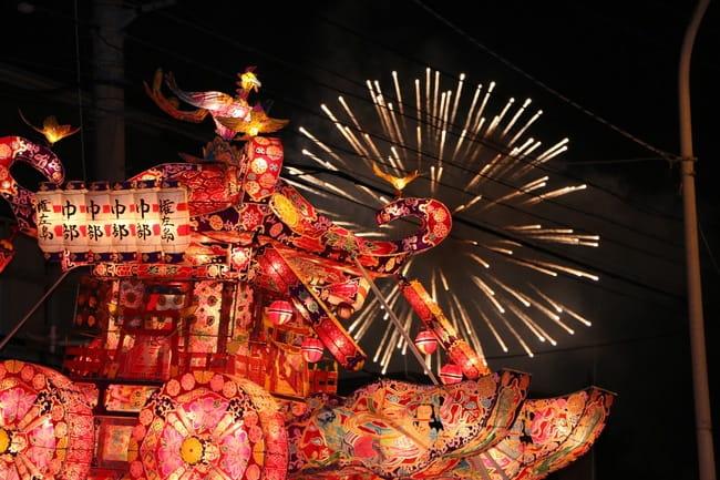 第67回庄川観光祭