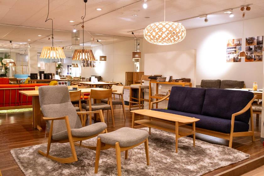 一生モノの家具やインテリアを探しているならココへ! 福井県内でおすすめの家具・雑貨店7選。