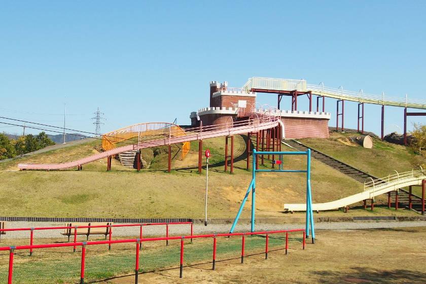 福井少年運動公園(こどもの国)が4月からリニューアルして遊べるようになってた。福井国体で利用できなかったところ。【ちょいネタ】
