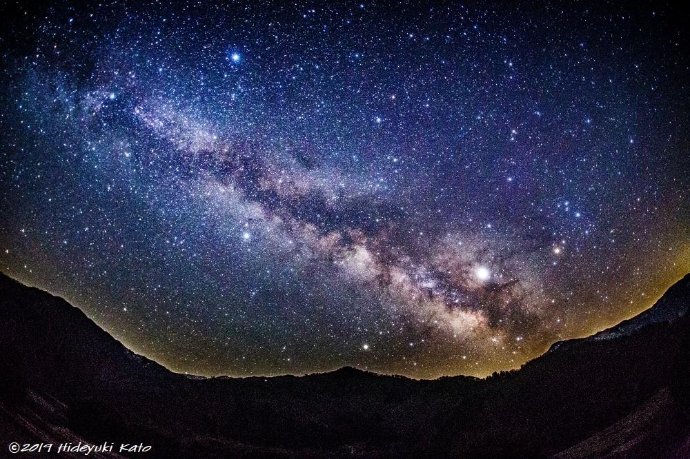 迫ってくるような天の川! 大野市の麻那姫湖で星を見てきました☆【ふくい星空写真館】