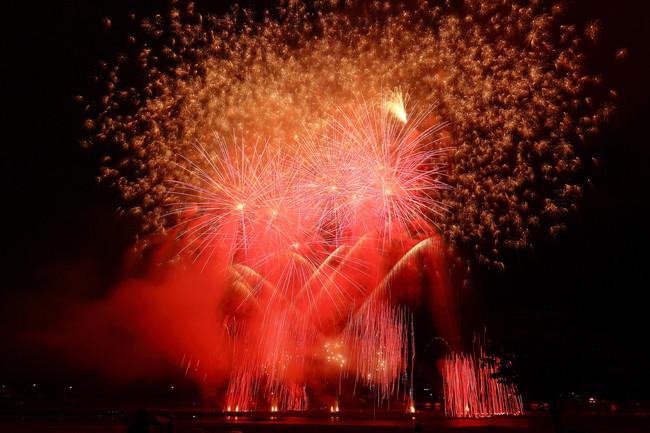 【花火大会は8/18(日)に順延】越前市サマーフェスティバル 花火大会
