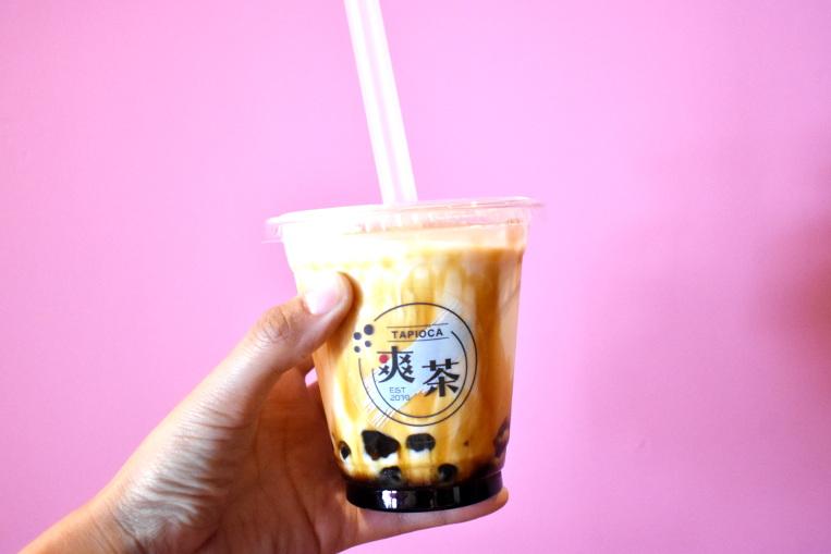 【街ネタ情報ありがとう】タピオカ専門店「爽茶」(福井市中央)がオープン! ゆっくり寛げるイートインスペースもあるよ。【ちょいネタ】