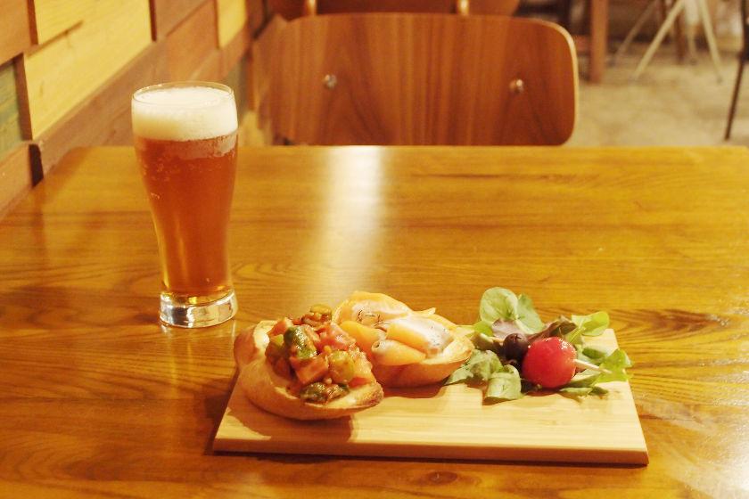 土曜の夜はココ! 福井市のカフェ「TREMOLO(トレモロ)」でクラフトビールに酔いしれる「ヨルモロ」がスタートしたよ。【2019年9月28日(土)まで】