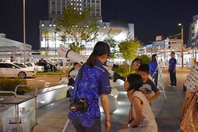 ★セーレンプラネット★ 恐竜広場観望会