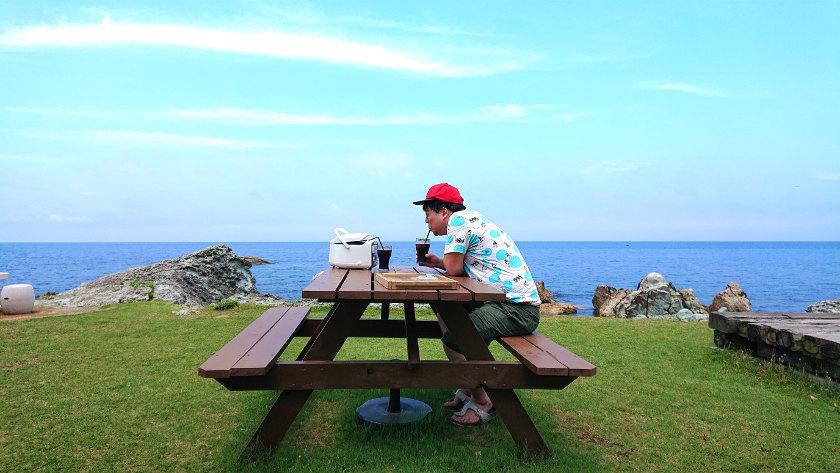 こにおと炊子のラブラブデート 夏の海編【住みます芸人日記】