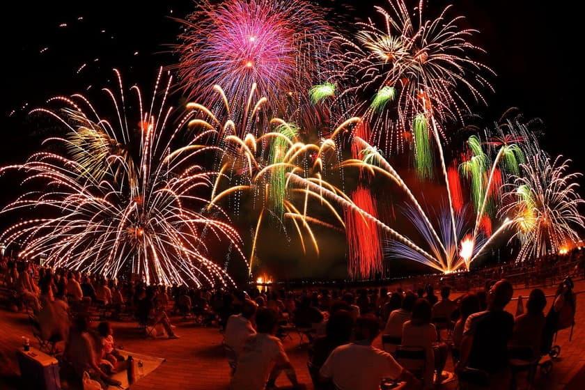 2019福井県内の花火大会・夏祭りまとめ【8月の開催分】