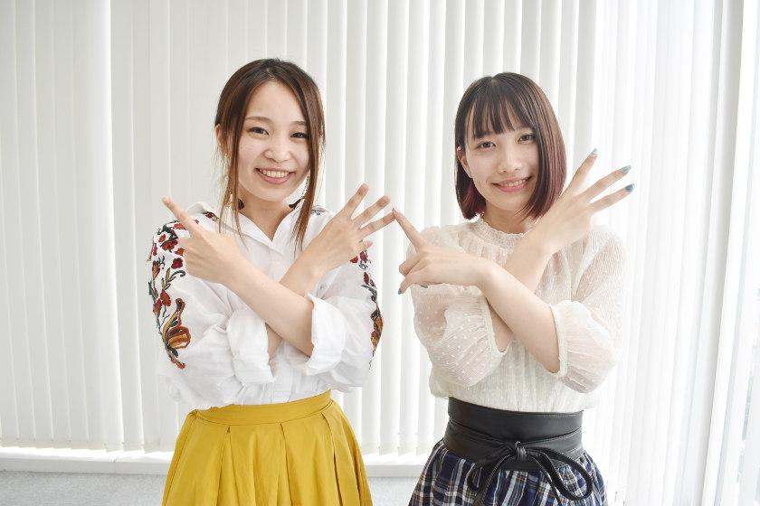 福井の伝統工芸アイドル「さくらいと」が遊びに来てくれたよ。追加メンバーも募集中だって!【動画あり】