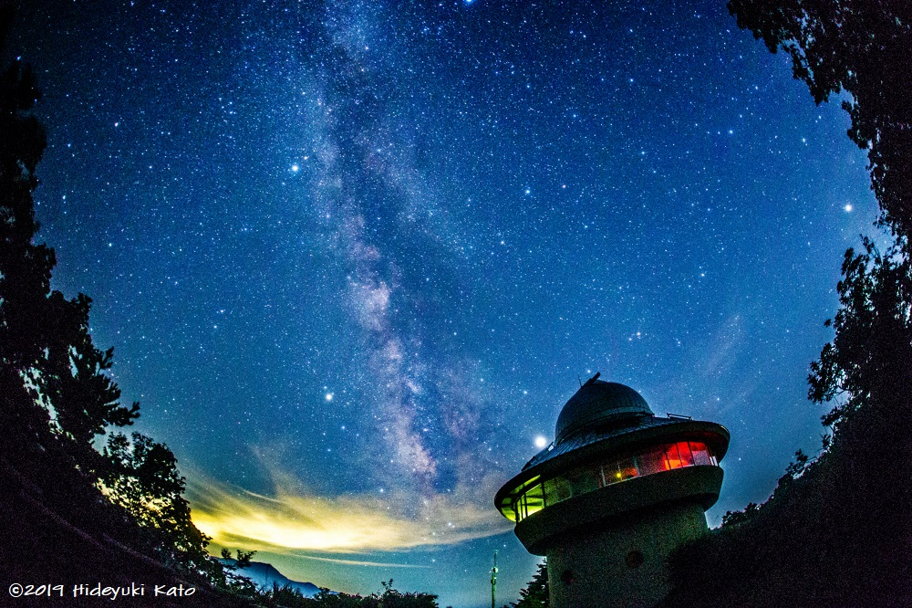 日本一の星空!? 大野市の福井県自然保護センターで星を見てきました!【ふくい星空写真館】
