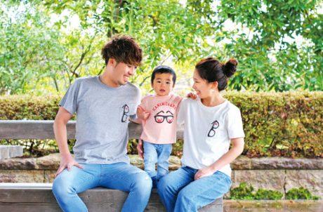 オリジナルブランド「Ckaeru(シカエル)」Tシャツ