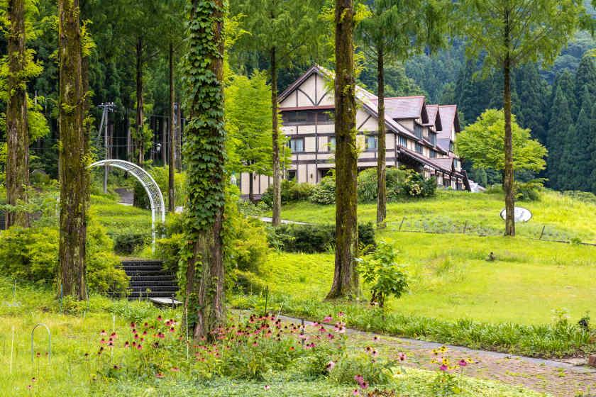ハーブとオルゴールの店「ハーブの里・響きの森ミントレイノ」(石川県白山市)を訪れたら癒しの極上空間だった!