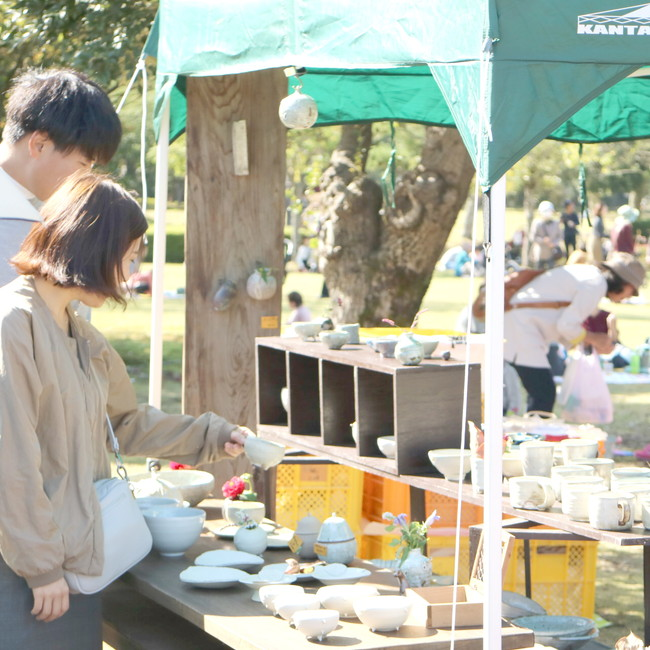 第9回越前秋季陶芸祭-POTTERY FESTA-