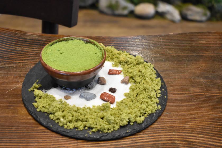 発酵食品のカフェ「白山亭」のティラミスは、見た目がインパクト大! 平泉寺白山神社近くに移転オープン。