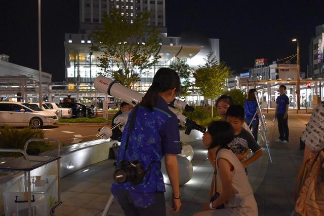 ★セーレンプラネット★恐竜広場観望会(移動観望会)