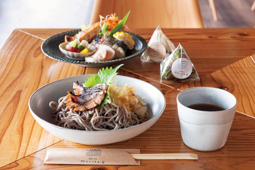 蕎麦cafe Maruta屋(まるたや) メイン画像
