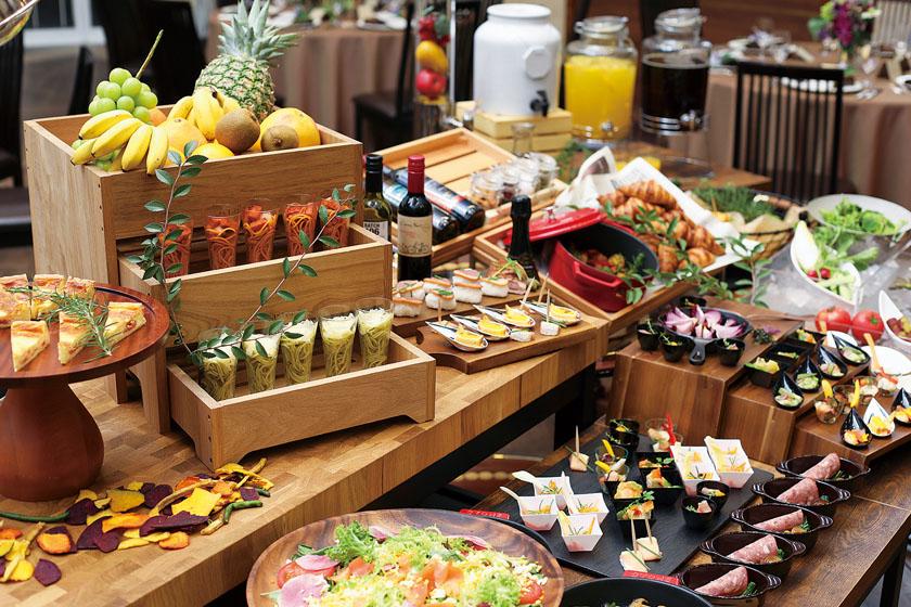 レストラン leaf terrace(リーフテラス)~ローズガーデン~ メイン画像