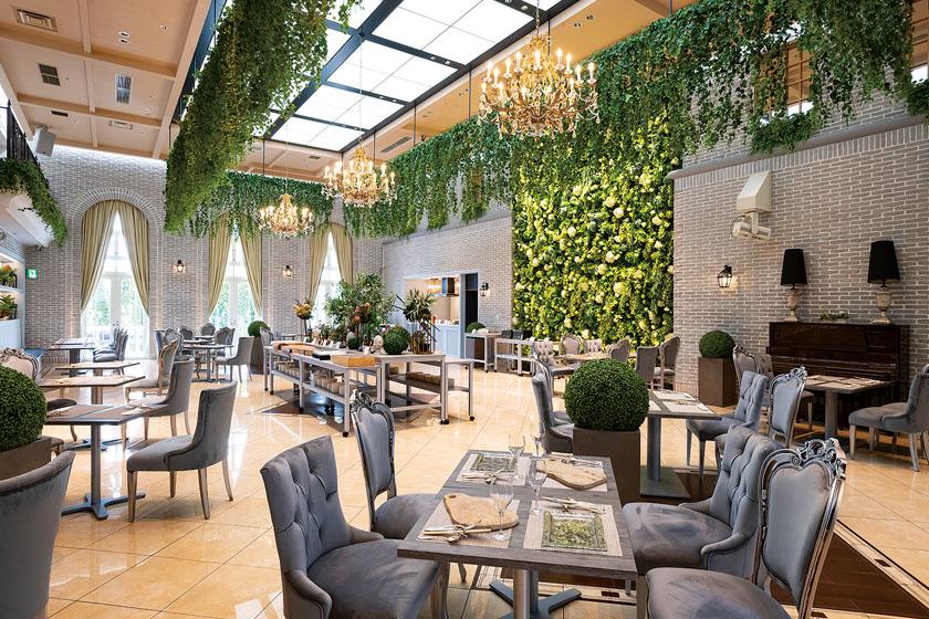レストラン leaf terrace(リーフテラス)~ローズガーデン~ サブ画像