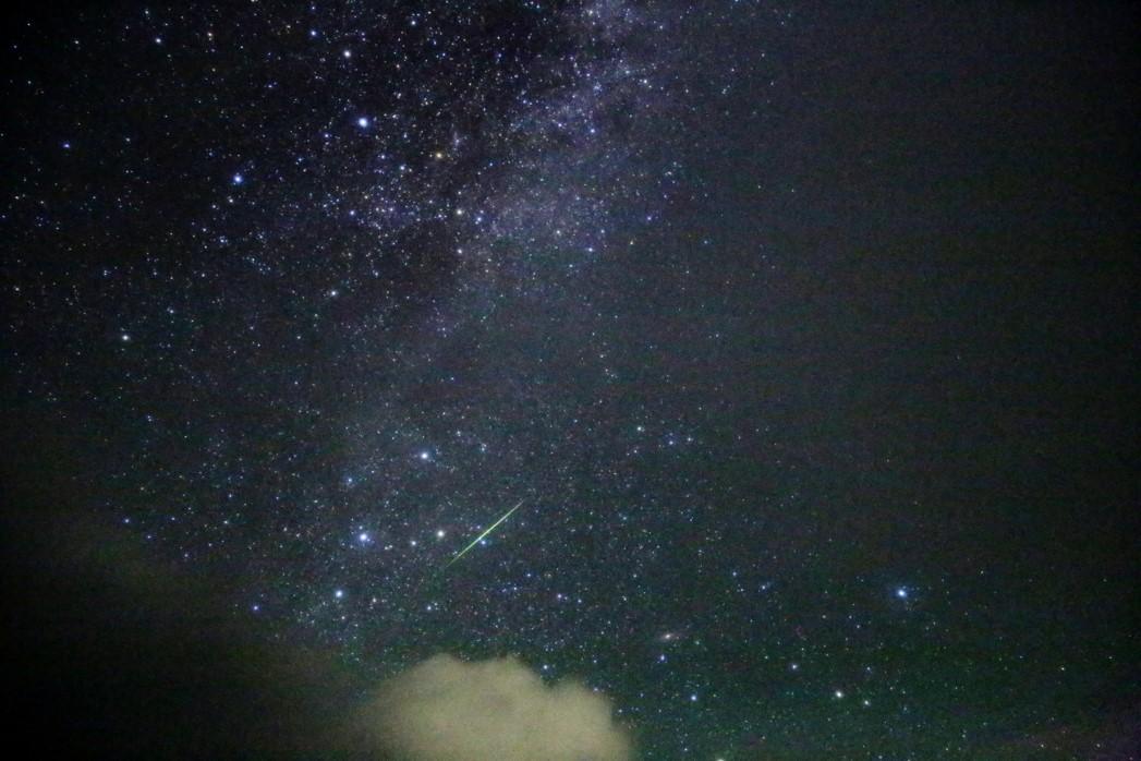 「ふたご座流星群」は今週末が極大☆彡12/14(土)22時に南東の空を見上げよう!