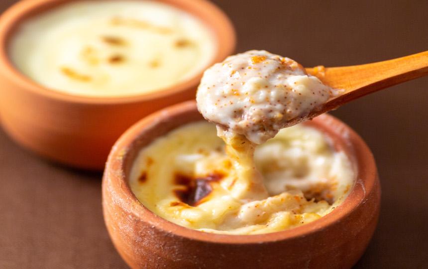 1度は味わいたい!あわら温泉「べにや」のグラタンは、福井県産セイコガニを丸ごと使った特別なひと品♡