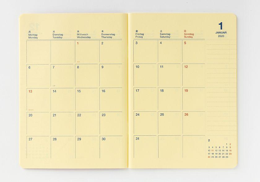 あなたにぴったりな手帳は何タイプ?2021年を効率よく楽しく過ごせる、手帳選びをガイドします。