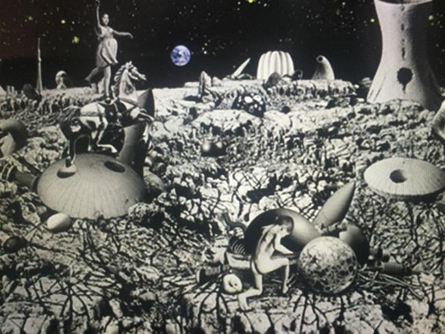 福井県立美術館テーマ展 福井発 アートを変革したシュルレアリストたち 出店久夫 他