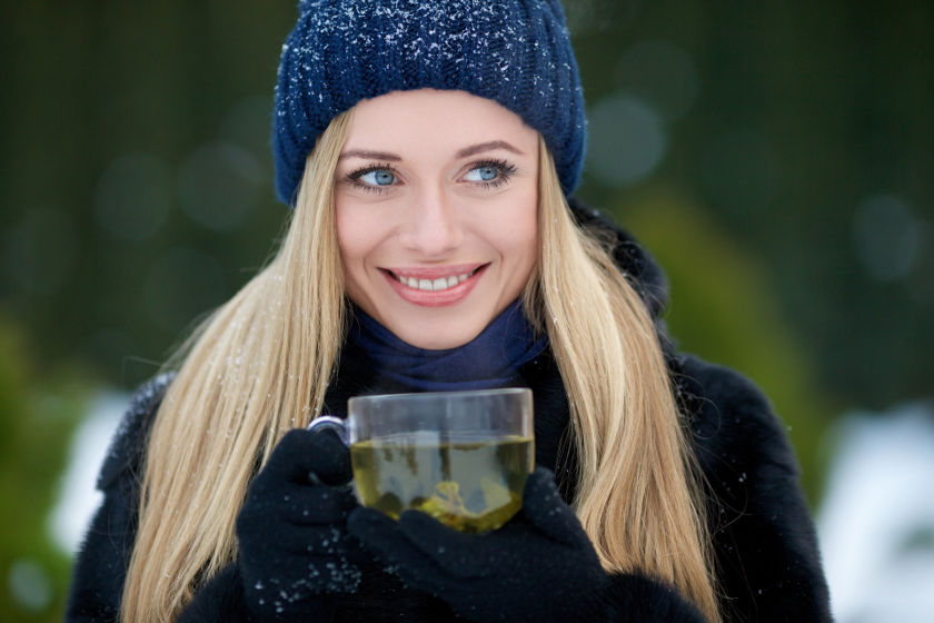 健康とキレイを手に入れよう!第9回 野草茶で温まろう♪【日々の女子メンテ】