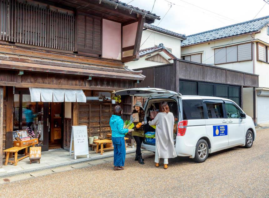 「クルマが私のお店です」。坂井市のカフェオーナー 川合さんの愛車はホンダ ステップワゴン【私とクルマ】