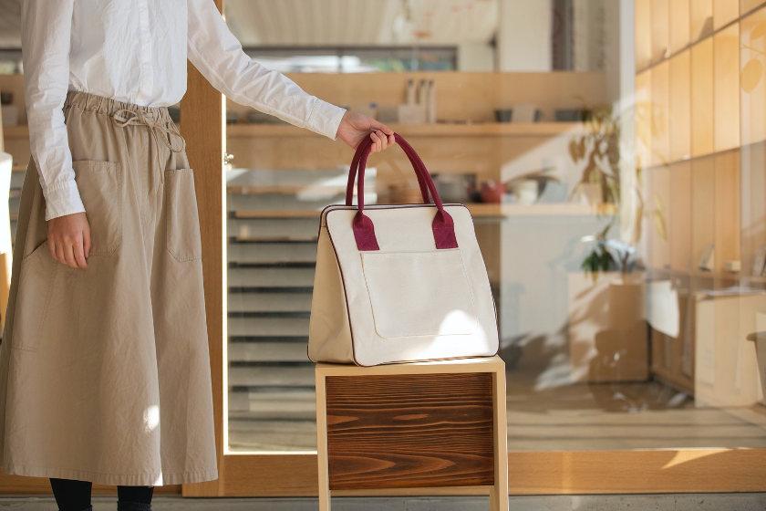 春の装いにぴったり♪ 福井市のデザインメーカー「YUSHI」の30周年アニバーサリーバッグが素敵です!【ちょいネタ】
