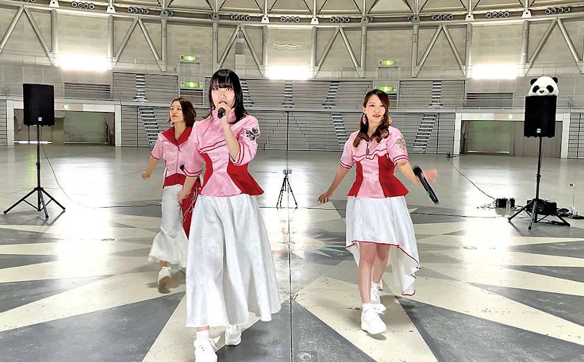 福井の伝統工芸アイドル「さくらいと」が1万人収容のサンドームで4月4日にライブするよ!! ただし無観客【ちょいネタ】