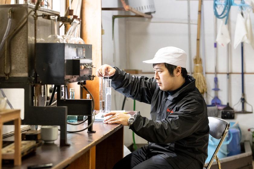 田嶋酒造・田嶋雄二郎さんと「蒸留器」【ふくいの人と道具】