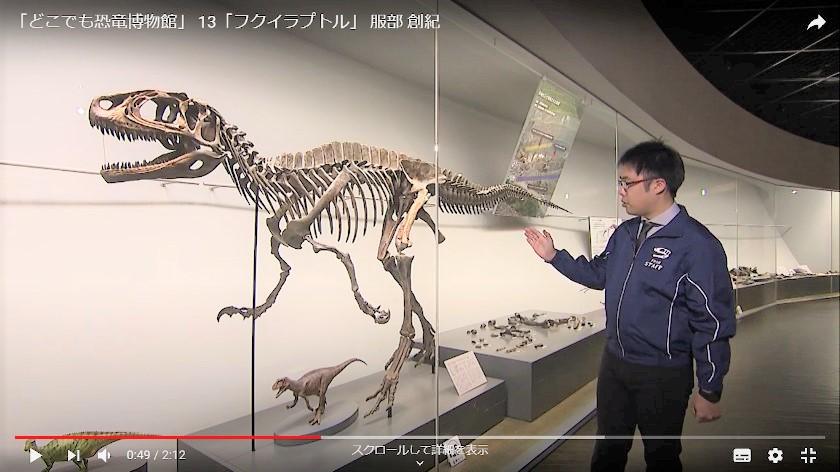 恐竜化石の解説動画がわかりやすい!! 福井「恐竜博物館」の研究者15人がイチオシ化石を熱く語ってくれているよ。【ちょいネタ】