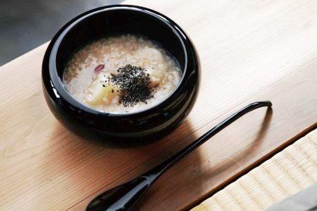 朝に食べるといいこと尽くめ! 体にやさしくダイエットにも最適な『お粥』の作り方。