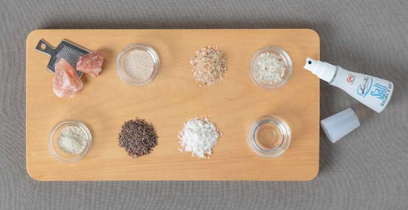 もらって嬉しい、贈ってうれしい『塩』9選。だしソムリエ試食コメントやおすすめの使い方もあり。