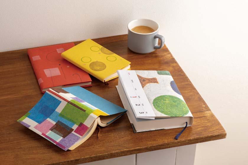 読書の時間が楽しくなる♪ 家にあるもので簡単にできる、自分だけのオリジナル「ブックカバー」を作ろう!