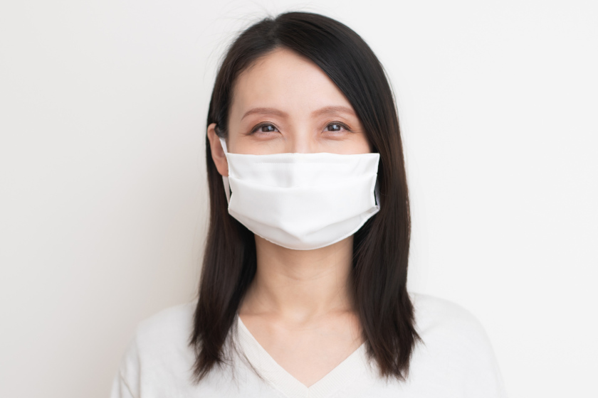 肌にやさしい高級シルク「羽二重」を使った「洗えるシルクマスク」がすごい! 福井の伝統のモノづくりを感じてみて。