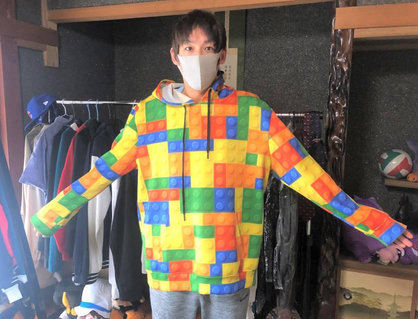 モグパク平本元気の勝手にファッションショー【福井よしもと芸人日記】