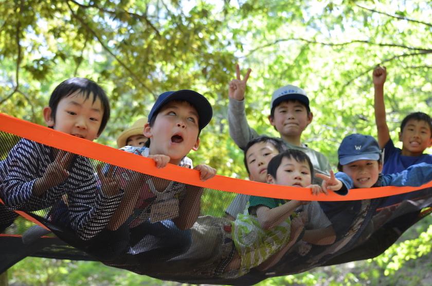 発想は無限大! 自然の中で自由に遊べる親子時間〜あそびじゃあにぃ〜【福井市】