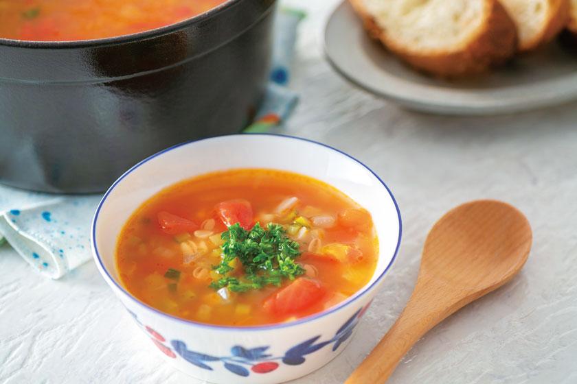 体調を整える体にやさしい漢方レシピ。毎日の食事に気軽に取り入れて、夏バテを防ごう。