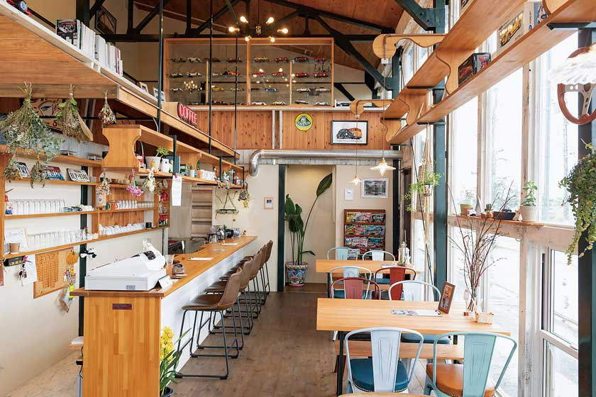 B cafe (ビーカフェ) メイン画像