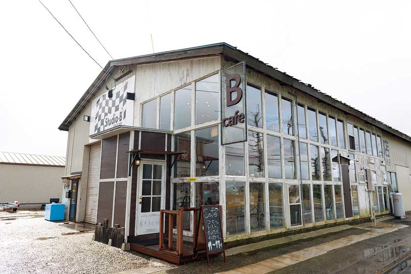 B cafe (ビーカフェ) サブ画像