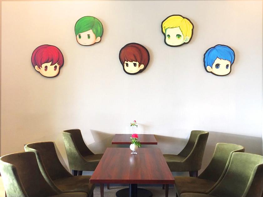 【開催済】6/30(火)まで。福井県立美術館の美術館喫茶室 ニホでゆる~く開催中の「ニっ展」がおもしろそうですよ!
