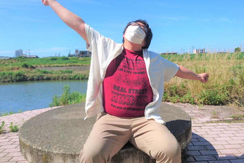 カリマンタン会田のツッコミ日記~お花見編~【福井よしもと芸人日記】