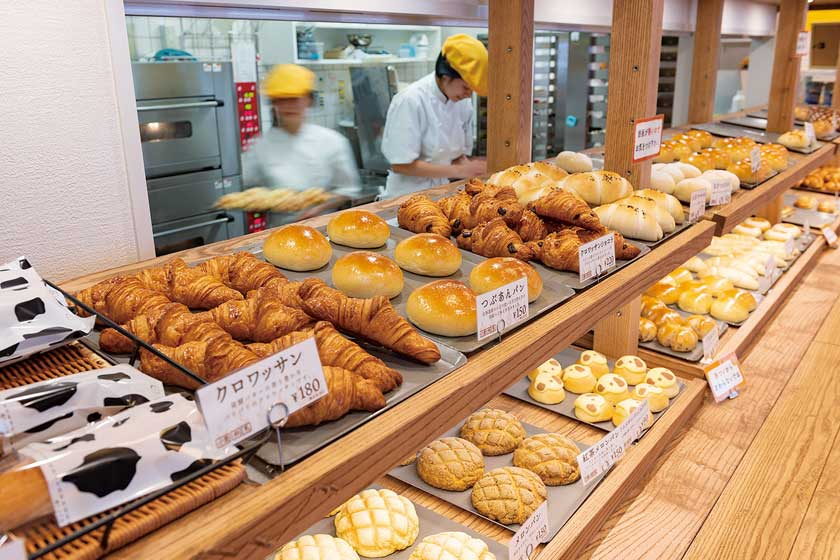 焼きたてパンの店 みつばち メイン画像